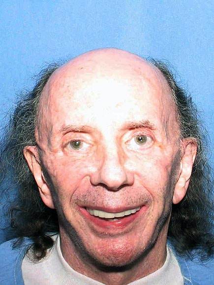 Phil Spector's Latest Mug Shot Is Haunting| Crime & Courts, Murder, Lana Clarkson, Phil Spector