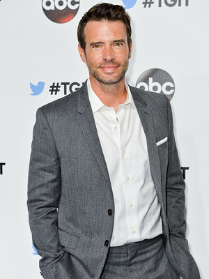 Scott Foley TGIT Scandal Shondaland Party