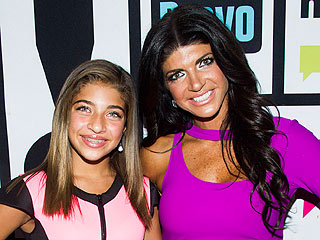 What Teresa & Joe Giudice's Daughter Told Them After Their Sentencing