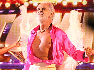 Here's Why Tommy Chong Ripped His Shirt 'Like the Hulk' on DWTS (VIDEO)