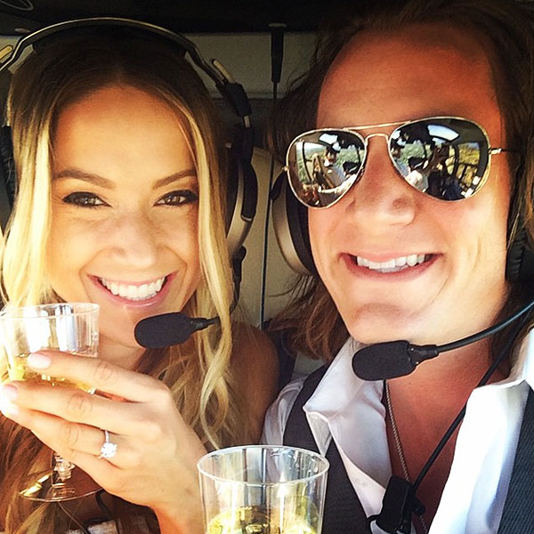 Florida Georgia Line's Tyler Hubbard Engaged to Hayley Stommel