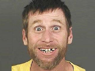 Happiest Mug Shot Ever Taken in Denver