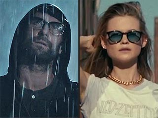 WATCH: Adam Levine and Behati Prinsloo Get Naked in 'Animals' Video | Maroon 5, Adam Levine, Behati Prinsloo