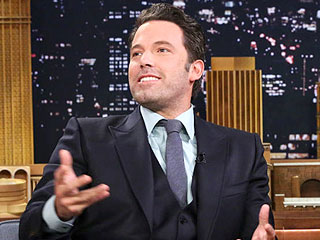 Ben Affleck's Son Prefers Jimmy Fallon's Version of 'Let It Go' to His Dad's (VIDEO)