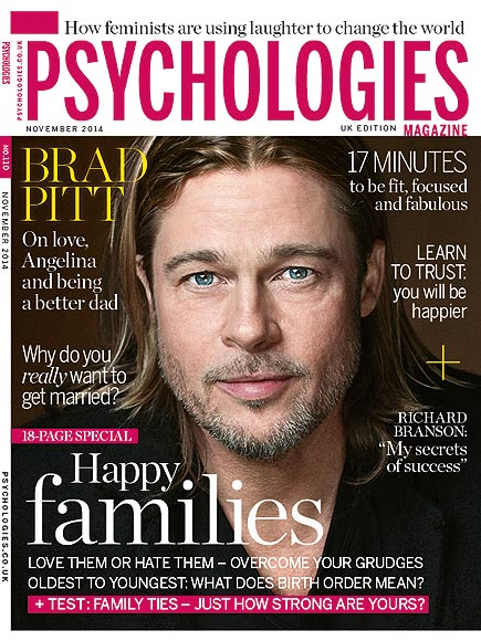 Brad Pitt: Fatherhood Makes Me 'Feel Like the Richest Man Alive'| Kids & Family Life, Angelina Jolie, Brad Pitt