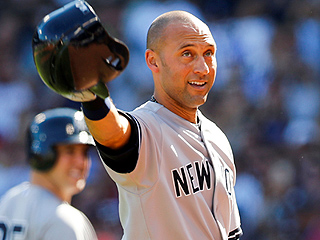Derek Jeter Is Already Taking His Next 'At-Bat'