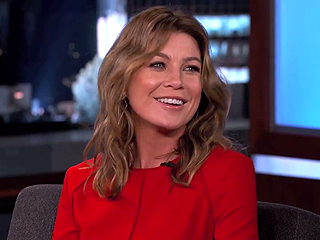Ellen Pompeo Describes Watching Her New Daughter Be Conceived