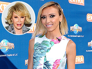 Giuliana Rancic: Nobody Can Truly Replace Joan Rivers on Fashion Police | Giuliana Rancic, Joan Rivers