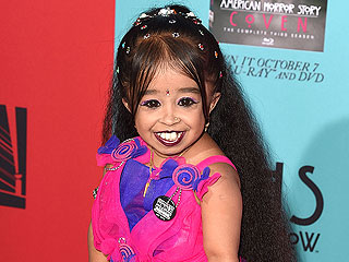 Meet the World's Shortest Woman (and American Horror Story Star!)