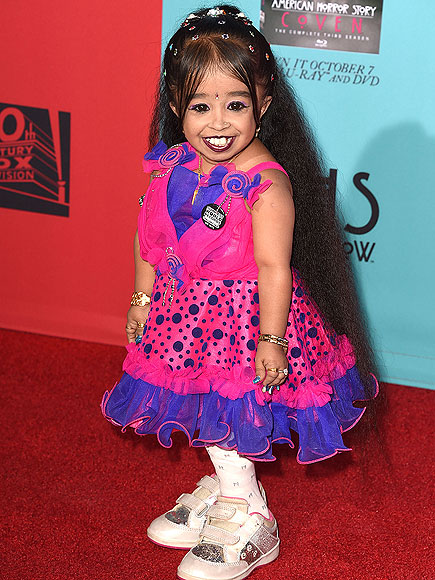Meet the World's Shortest Woman (and American Horror Story: Freak Show Star!)
