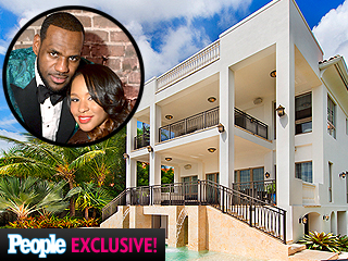 PHOTOS: See LeBron James's $17 Million Miami Mansion