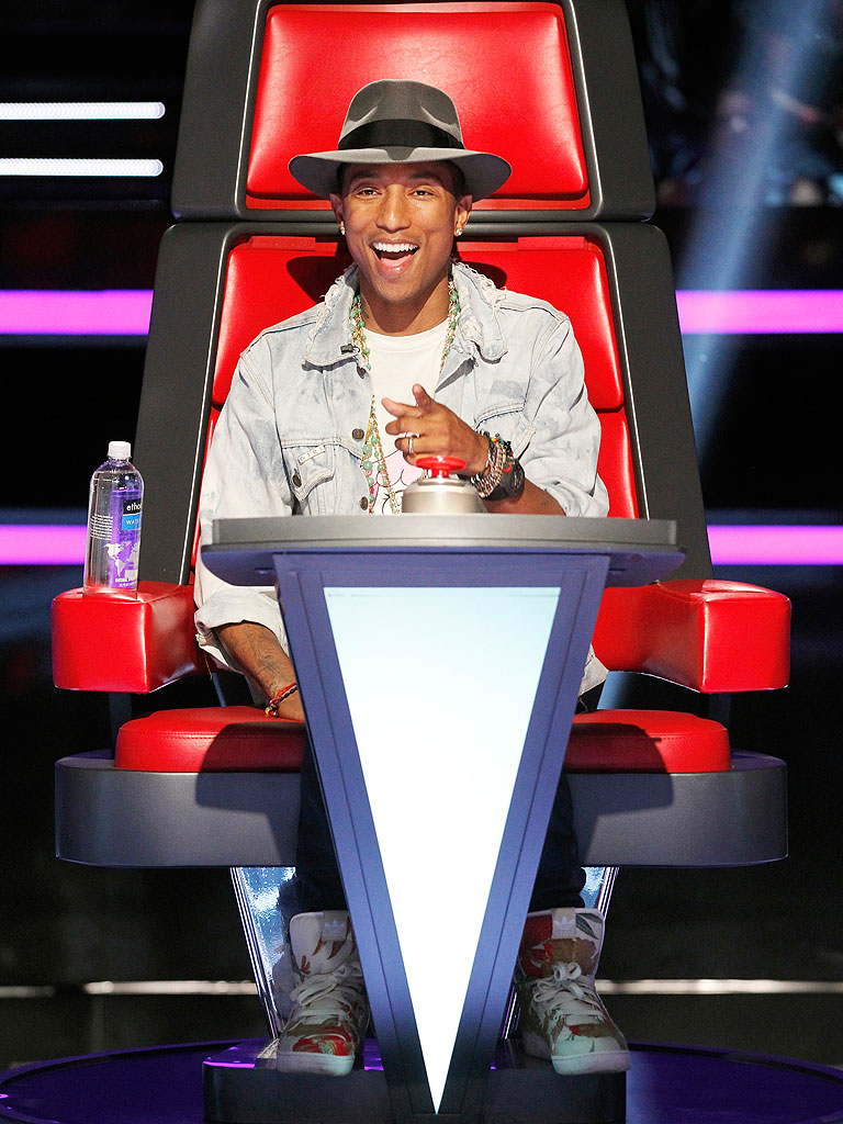 The Voice Within The Cards: The Voice Recap: Sept. 30 Blind Auditions : People.com