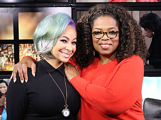 Raven-Symoné: 'I Don't Want to Be Labeled Gay'