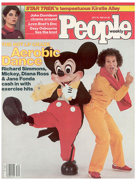 We Put Who on the Cover of PEOPLE?  People Magazine's 40th Anniversary, Mickey Mouse