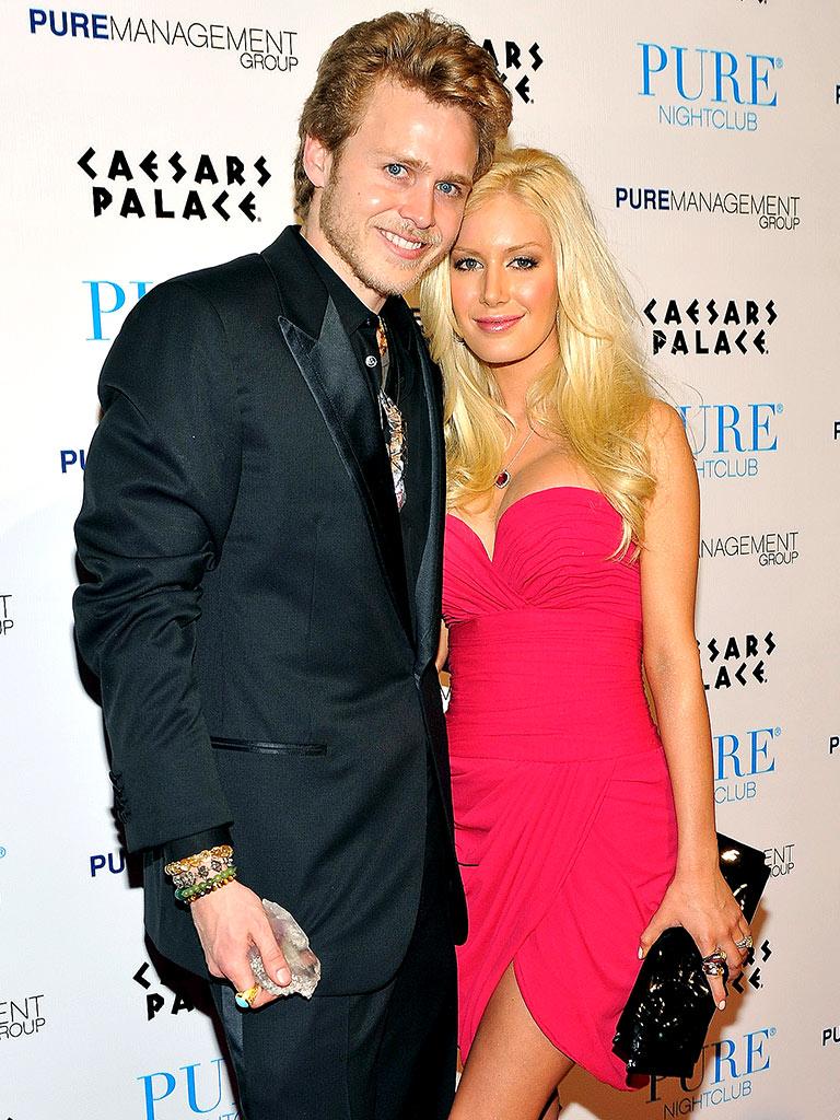 Heidi Montag And Spencer Pratt Heidi Montag an...