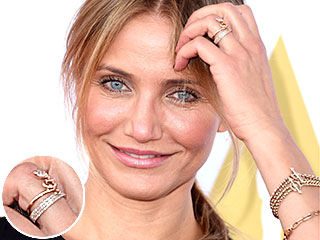 Are Cameron Diaz and Benji Madden Engaged? | Cameron Diaz