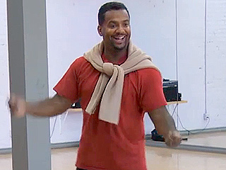 WATCH: Alfonso Ribeiro Brings Back 'The Carlton' on DWTS