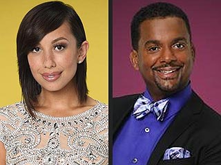 Look Who Has New Partners on Dancing with the Stars | Alfonso Ribeiro, Cheryl Burke
