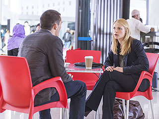 Homeland Recap: Season 4 Kicks Off with a (Literal) Bang | Claire Danes, Peter Quinn