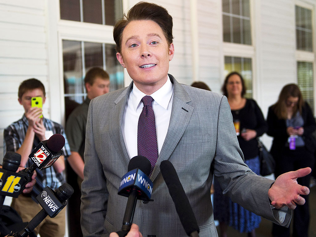 Clay Aiken Running for Congress: Singer Spars with North Carolina Opponent