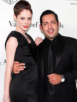 Coco Rocha Pregnant Expecting First Child