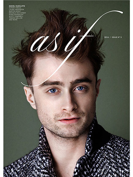 Daniel Radcliffe: 'I Don't Know How to Deal' with Crying Teenage Girls  Daniel Radcliffe