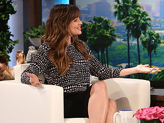 Jennifer Garner Says Her 'Baby Bump' Will Be Around Forever – So Deal with It