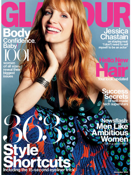 Jessica Chastain on Childhood Bullying: 'I Was Told Every Day at School That I Was Ugly'| Interstellar, Zero Dark Thirty, Jessica Chastain
