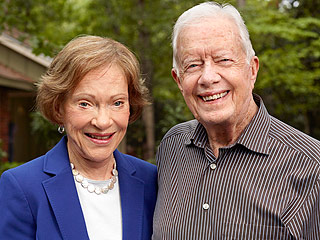 After 67 Years of Marriage, What Do Jimmy and Rosalynn Carter Mean by 'ILYTG'?
