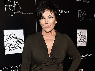 Kris Jenner Gets Cozy with Justin Bieber's Co-Manager in Las Vegas