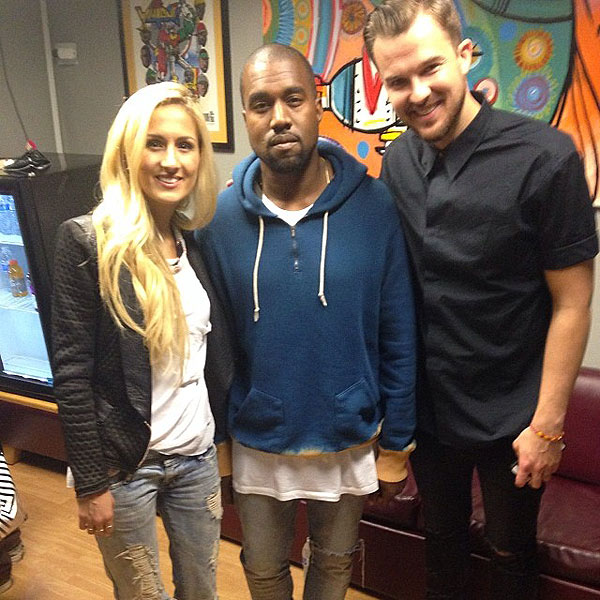 Kim & Kanye's Reality TV-Bound Pastor: 'I Believe in Their Marriage'| Weddings, TV News, Kanye West, Kim Kardashian