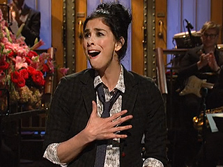 Sarah Silverman Hosts SNL: See the Show's Highlights Here