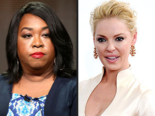 Shonda Rhimes Slams Katherine Heigl: I Don't Put Up with Nasty People | Katherine Heigl, Shonda Rhimes
