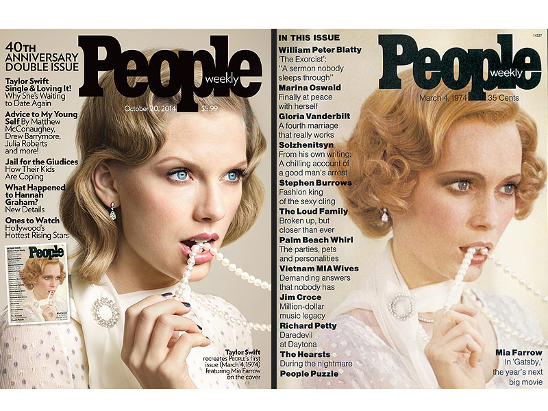 PEOPLE's Debut Cover Star Mia Farrow Sends Anniversary Greetings: 'Such an Honor to Be on Your First Cover'| Movie News, Mia Farrow