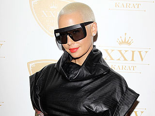 Newly Single Amber Rose: 'I'm Focusing on My Son' | Amber Rose