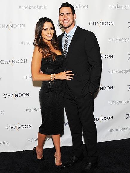 Bachelorette Couple Andi Dorfman & Josh Murray Discuss Wedding Planning