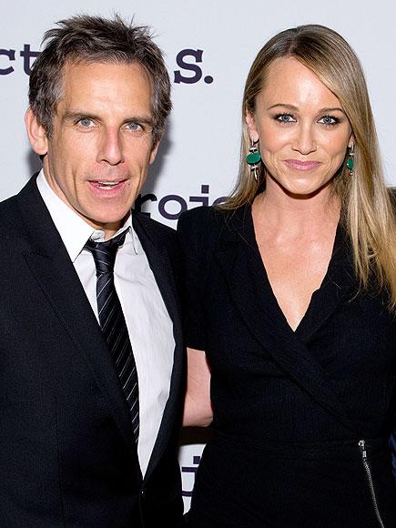 Christine Taylor & Ben Stiller Are Cool Parents (But Their Kids Don't Get It)