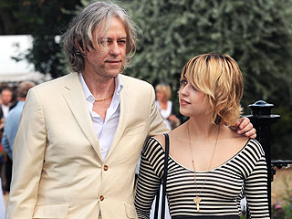Bob Geldof 'Blames' Himself for Daughter Peaches's Death | Bob Geldof, Peaches Geldof