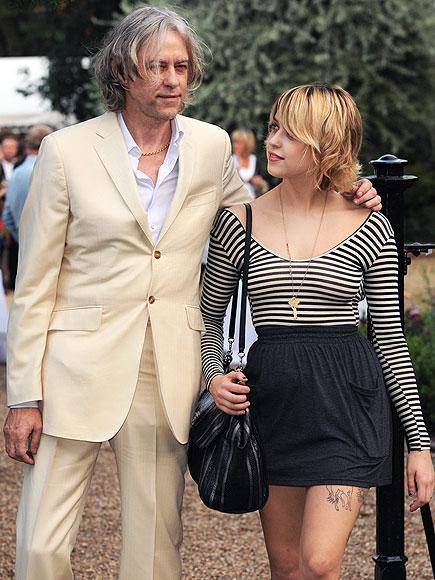 Bob Geldof 'Blames' Himself for Daughter Peaches's Death