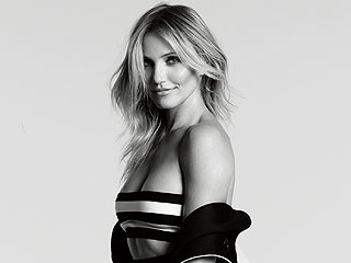 Cameron Diaz on Having Kids: 'If a Family Happens, It Happens'