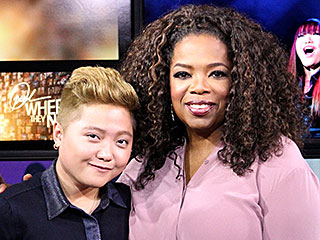 Former Glee Star Charice Pempengco: My Soul Is Male | Charice, Oprah Winfrey
