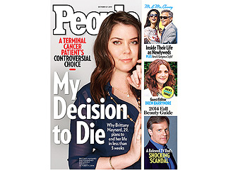 Terminally Ill Brittany Maynard: Why I'm Ending My Life in Less Than Three Weeks