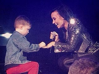 Demi Lovato 'Engaged' to 5-Year-Old Fan – Who Adorably Proposes at Concert