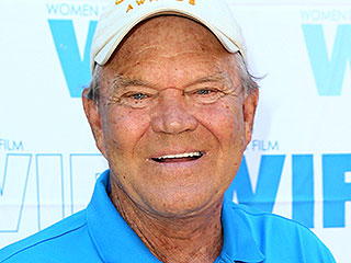 Glen Campbell Still 'Loves to Laugh' Despite Losing Language Skills