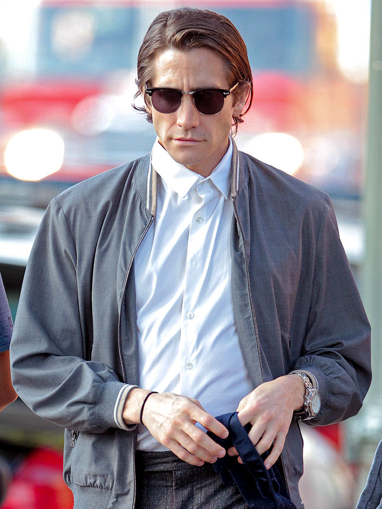 Jake Gyllenhaal's Drastic Weight-Loss Diet for Nightcrawler ? Kale ... Jake Gyllenhaal