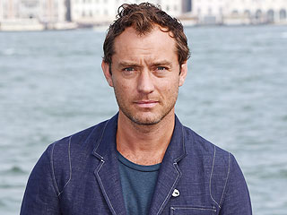 Fifth Child on the Way for Jude Law