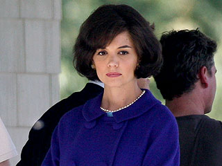 Katie Holmes to Reprise Role as Jackie Kennedy | Katie Holmes