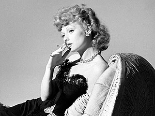 I Love Lucy Turns 63: See Rare Photos of Its Star, Lucille Ball