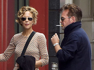 Are Meg Ryan and John Mellencamp Rekindling Their Romance? (PHOTO)