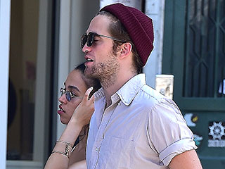 Robert Pattinson 'Really in Love' with Girlfriend FKA Twigs, Says Source | FKA twigs, Robert Pattinson